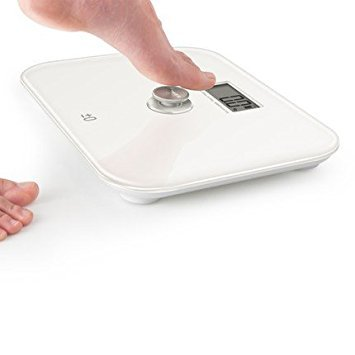 CEENLI Body Weight Scale,Mechanical Charging (Battery Free)