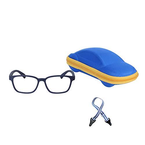 Occhiali Anti blu Bambini per PC Tablet Smartphone TV Gaming Occhiali da Computer Flessibili TR90 Montatura