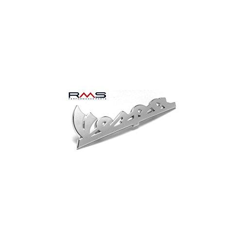 'Vespa' Lettering Leg Badge Emblem PX My/Et ET4–2Pins 80X34MM 45mm Spacing