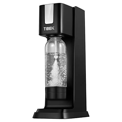 TIBEK machine à Soda et Eau pétillante