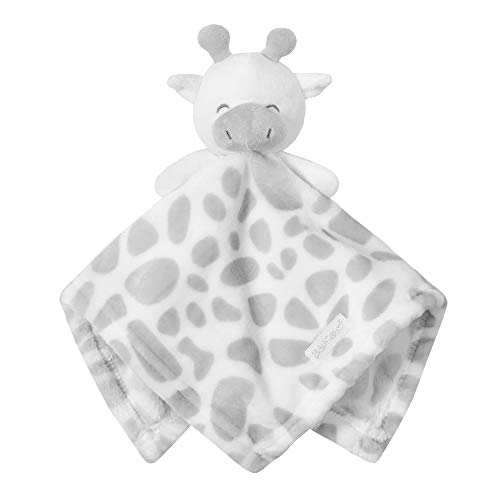 Lora Dora Baby Comforter Blanket Giraffe White
