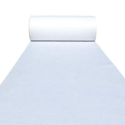 Preisvergleich Produktbild Langer Teppich Soft Touch Hochzeit Gang Läufer Zeremonien Party Dekoration Prop,  4 Farben Optionen (Color : T2,  Size : 1m x 30m)