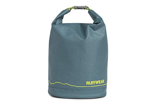 RUFFWEAR, Kibble Kaddie 42 Cup Dog Food Storage System for Camping, Travel, and Everyday, Slate Blue