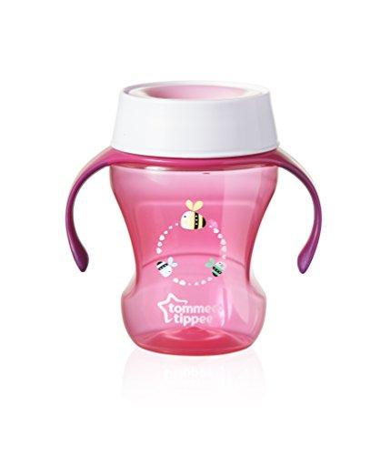 Tommee Tippee 44703791 360 Trainer-Tasse, rosa