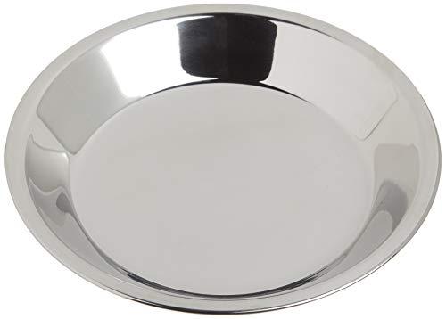 Norpro 3811 Stainless Steel Pie Pan, 9' x 1.5', 1 EA, As Shown