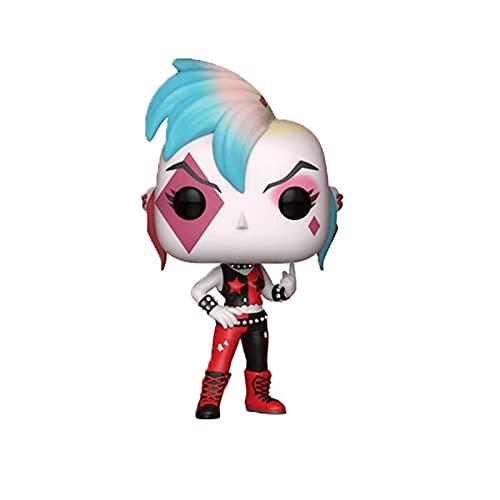 Pop Figures Super Heros Harley Quinn # 233 Vinyl Action Figures Giocattoli 10Cm, Collezione Pvc Modello Bambole Regali Per Bambini