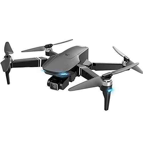 JJDSN Motore Brushless Posizionamento GPS UAV Perso Connessione e Ritorno a Casa Quadcopter Telecomando Aeromobile Giocattolo Fotocamera Aerea, 4k Pixel