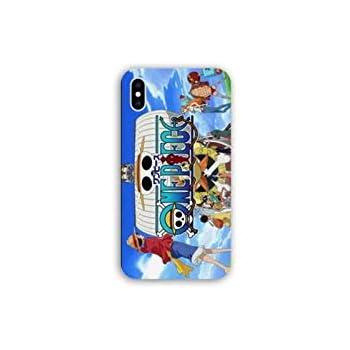 Coque pour Samsung Galaxy A10 Manga One Piece tete de mort taille unique