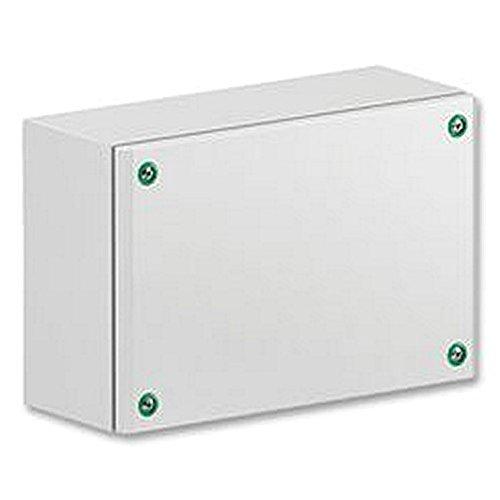 Gehäuse Stahl-Grau 300x400x120mm Gehäuse und 48,3cm (19Zoll) Schrank Regale
