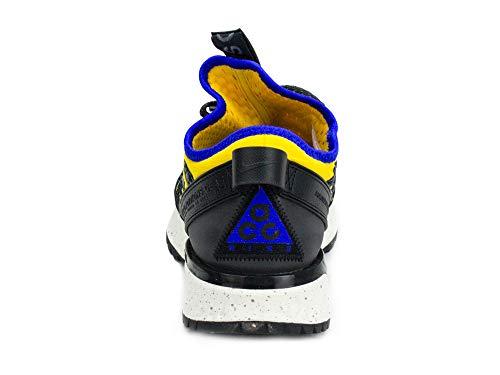 Nike Mens ACG React Terra Gobe Amarillo/Blue-Blk Synthetic