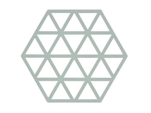Triangles Silicone Trivet NORDIC SKY