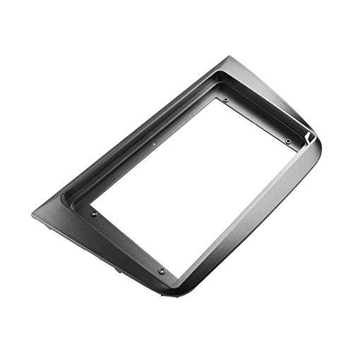 CMEI Marco de Radio de 9 Pulgadas Ajuste para Seat Altea 2004-2015 Dash Mount Kit Stereo GPS DVD Reproductor de DVD Instalar Panel Adaptador Android Funda Fascia