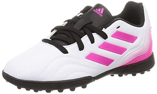 adidas Copa Sense.3 TF J, Zapatillas de fútbol, FTWBLA/FTWBLA/NEGBÁS, 32 EU