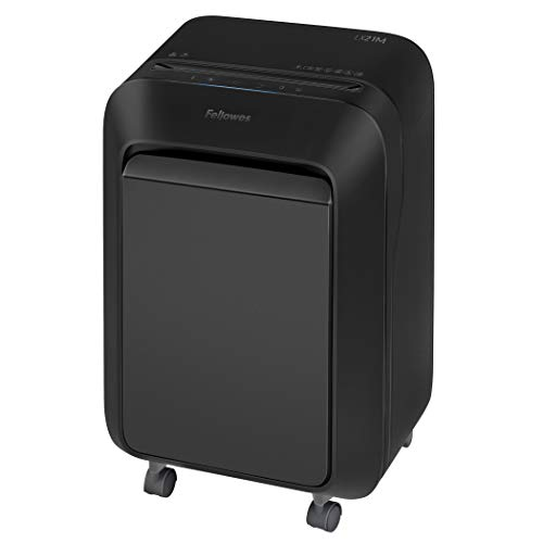 Buy Fellowes 5263401 LX21M Powershred Micro Cut 16 Sheet Paper Shredder (Black)