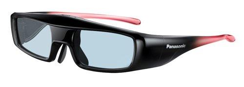 : Panasonic TY-EW3D3SU 3D Active Shutter Eyewear for Panasonic 3D HDTVs - Small (2011 Model)