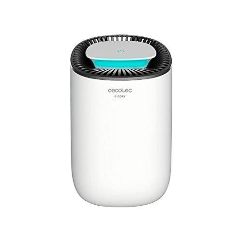 Deshumidificador Cecotec BigDry 2000 Light - 300 ml/día, depósito extraíble de 0,6 litros - Salud y Cuidado - Los Mejores Precios