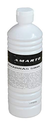 Aguaras Simil para drogueria. diluye productos sinteticos y grasos. (0,5 L.)