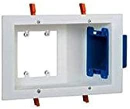 Carlon Tv Box Flat Panel White Boxed