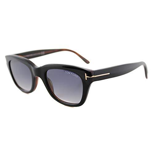 Tom Ford Sonnenbrille Snowdon (FT0237), Black, 50