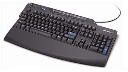 AR Lenovo Enhanced Performance USB keyboard, W125662438 (Performance USB keyboard 73P2621, Standard, Wired, USB, Black)