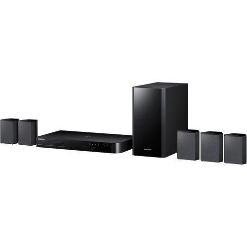 Samsung 5.1 Channel 500 Watt Bluetooth Blu-ray Home Theater System