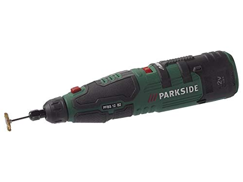 Taladradora lijadora inalámbrica de precisión PFBS 12 A1