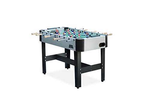 """Kick Conquest 48"""" in Foosball Table (Grey)"""