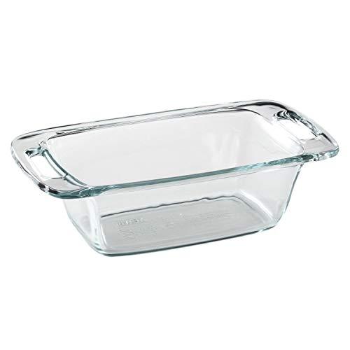 Pyrex, Dish Loaf Glass Easy Grab 1.5Qt