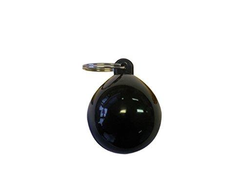 Schlüsselanhänger Boje schwarz