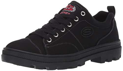 Skechers 155093-BBK_37, Zapatillas Mujer, Black, EU