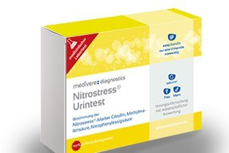 Nitrostress Urintest