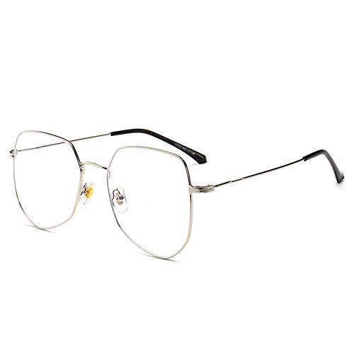 WWDKF Blauwe lichtfilterbril, hoge lichtdoorlatendheid, uniseks, superlichte bril voor PS4-gaming computermobiele telefoons, absorbeert energievriendelijk blauw licht, vermoeidheid van de ogen te voorkomen