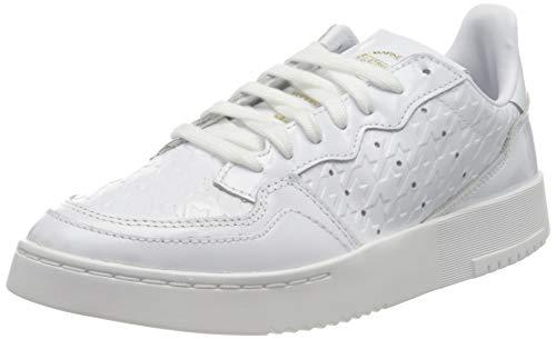 adidas Originals Supercourt, Zapatillas Mujer, Footwear White Gold Metallic, 42 EU
