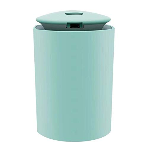 Eliminar la sequedad Usb 260ml portátil Mini humidificador de aire del aroma del difusor del aceite del atomizador del humidificador ultrasónico de aromaterapia purificador pulverizador decoración del