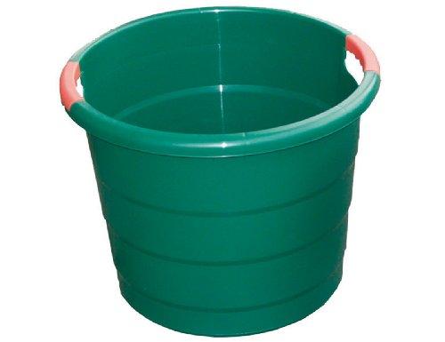 Garantia Universal - Rundbehälter (Eimer), 70 l Kunststoffbehälter, Ø 544 mm - sehr stabil und langlebig - 785002