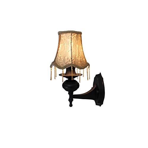 MJSM Light Wandlamp, slaapkamer, woonkamer, hotel, achtergrond, wandstof, lamp, bedlampje, retro simpel