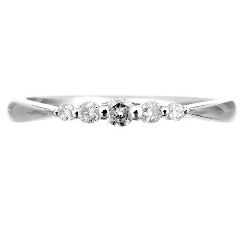 [ココカル]cococaru プラチナ リング ダイヤ リング ダイヤモンド リング 指輪 レディース pt900 ギフト 贈り物 記念日 プレゼント 日本製 (11)