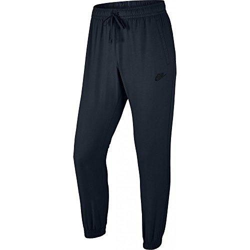 Nike M Nsw Jogger Wvn Players, Pantalone da Allenamento Man (Fitness &), Dark Obsidian/Nero, L