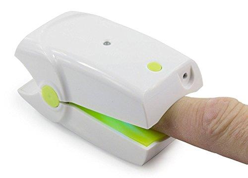 Sell@Trade - Nail Laser Cura per la cura delle onicomicosi del dispositivo laser per il trattamento di infezioni fungine fungine del fungo - Per uso domestico