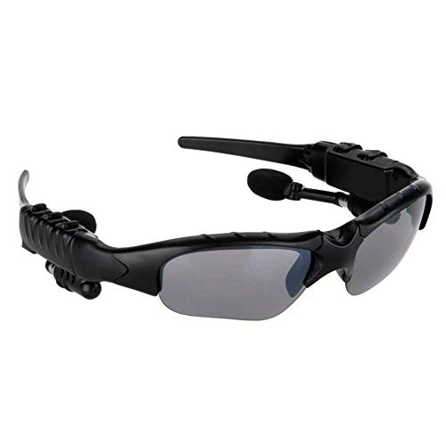 Zrose Motorcycle Bluetooth Sunglasses Music Headsets Headphones with Mic
