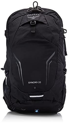 Osprey Syncro 20 Multisport-Rucksack für Männer -Sport Pack - Black (O/S)