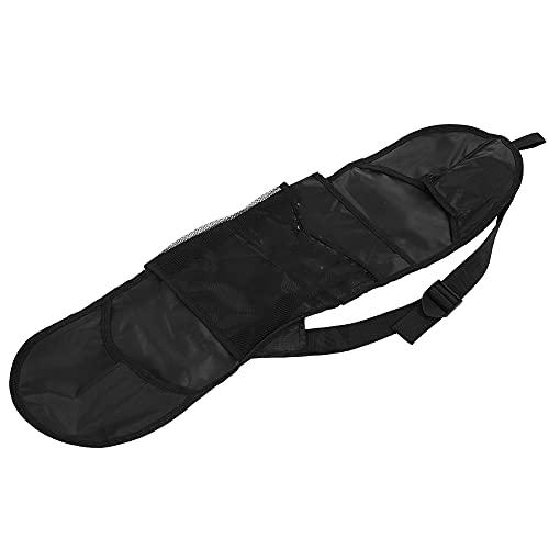 Nicoone Skateboard Tasche Wasserdicht Skateboard Tragen Fall Schulter Tasche mit Kleine Innen Tasche Longboard Lagerung Rucksack für Skteaboard