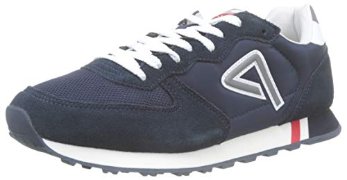 Pepe Jeans Klein Archive Washed, Zapatillas para Hombre