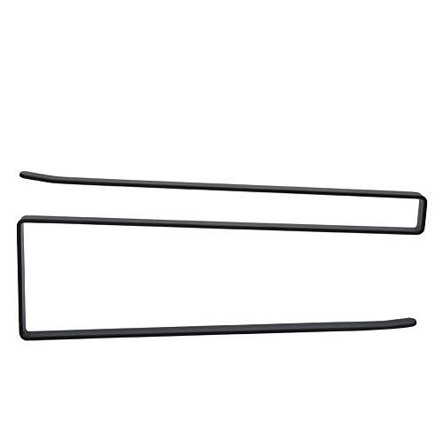 FOLOSAFENAR Rollo De La Cocina De La Suspensión, Tenedor Colgante De La Toalla De Papel del Diseño 10.2 X 0.5 X 3.9 Pulgadas para La Cocina