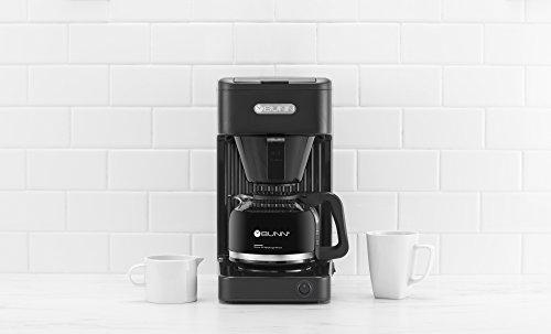 BUNN-O-MATIC CSB1 Speed Brew Select Bunn 10C Brewer Coffee Maker, 10-Cup, Black