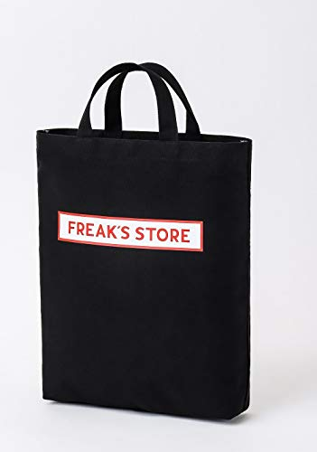 FREAK'S STORE TOTE BAG & POUCH BOOK 商品画像