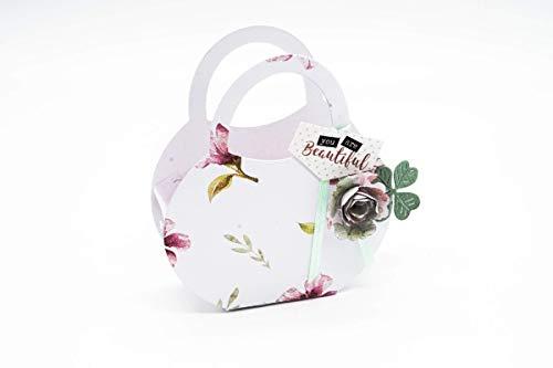 Stanzschablone: Bastelset Handtasche | BigShot kompatibel | Für alle gängigen Stanzmaschinen geeignet