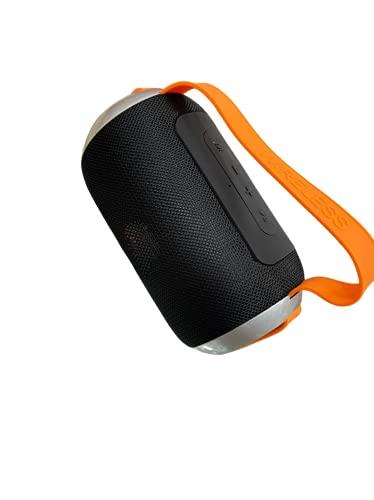 Altavoz portátil con Bluetooth y Inalámbrica 5W, USB/microSD MP3 Player La sincronización...