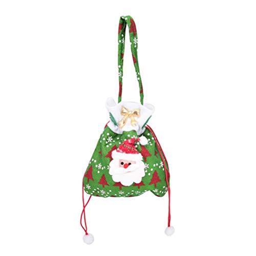 #N/D Boda Saco Regalo Bolsa Feliz Navidad Hogar Fiesta Dulce Caramelo