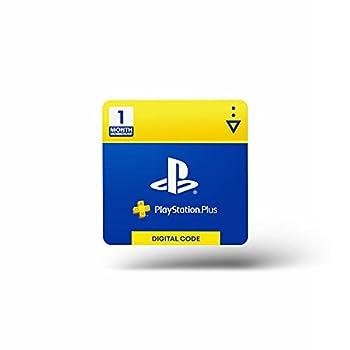 PlayStation Plus  1 Month Membership [Digital Code]